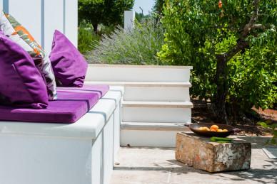 Frutta e relax in veranda - Casa vacanze Tre Casiedde