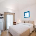 La camera Lavanda è spaziosa e confortevole, l'ideale per chi cerca relax e intimità