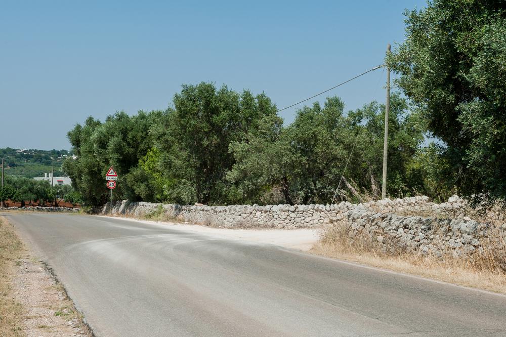 Ecco dove svoltare per raggiungere la mia casa vacanze in Salento