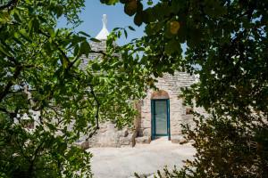 Tre Casiedde immerso nel verde - Casa Vacanze in Valle d'Itria