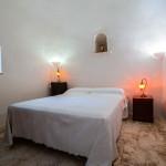 La camera da letto Carrubo