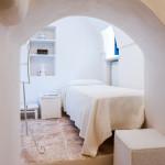 La camera Rosmarino con letto singolo... tradizionale e confortevole