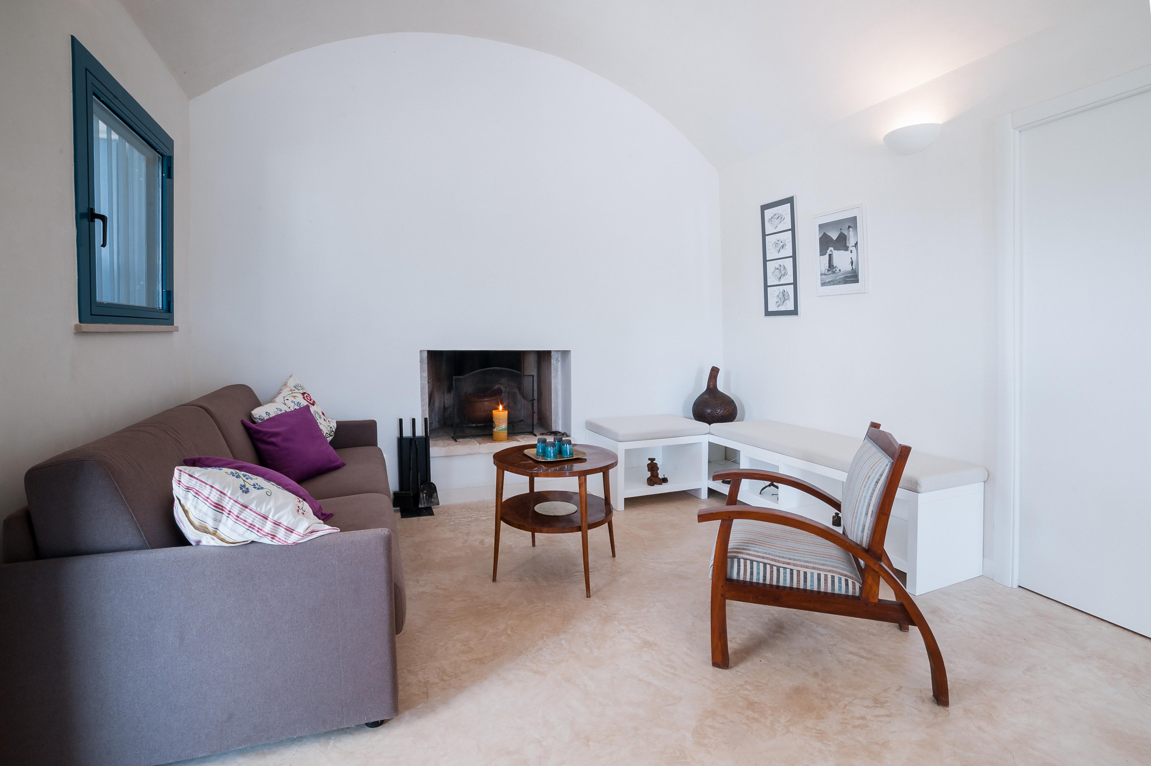 Il caminetto, il divano e la poltrona… piccoli segreti per il tuo ...