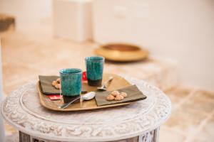 Il momento del tè nella lamia di Tre Casiedde