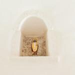Il san Nicola in terracotta