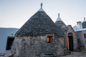 I nostri trulli in Puglia, le tre casiedde